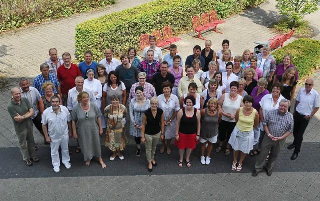 Lehrerkollegium des BKBB (Foto:BKBB/FV)