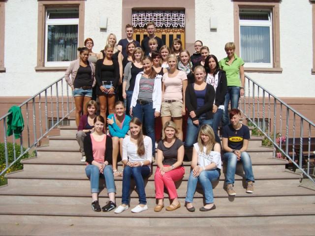 Kennenlerntage 2012 SPU (Foto: BKBB:St. Schulte)