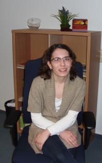 Sozialhelferin Melanie S. (Foto: BKBB | I. Padberg)