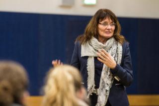 Anne Gerke rät, sich schnell für die PIA-Ausbildung anzumelden. Foto: SMMP/Bock