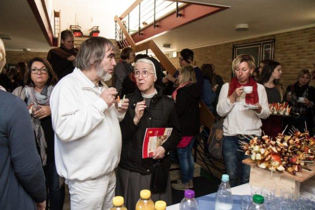 Das rege Interesse an der Veranstaltung bewertet Georg Fuhs als Zeichen dafür, wie wichtig es ist, über diese Krankheit zu sprechen und sie zu thematisieren. Foto: SMMP/Bock